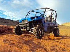 Kawasaki Teryx - HCR suspension kit