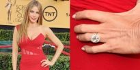 The best engagement rings of the stars!