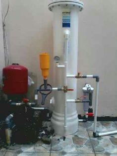 Pemasangan Filter Air Rumah Tangga di Kediaman Bapak Marchell, Jakarta.