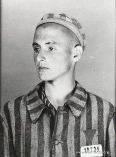 Auschwitz-Birkenau - Gallery - Category: Poles - Picture: Józef Szajna