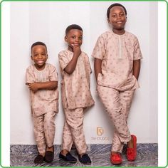 Latest Ankara styles for kids to wear in 2020 - Fashonails African Inspired Fashion, African Print Fashion, Africa Fashion, African Fashion Dresses, Boy Fashion, Ankara Styles For Kids, African Dresses For Kids, African Children, Kid Styles