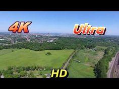 4K Ultra HD - Germany - Stadt Kiel - Dokumentar Panorama - Video von mei...