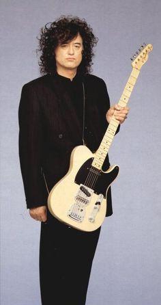 Jimmy Page - Fender Bajo Sexto Telecaster