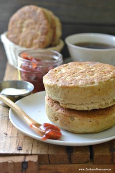 My initial intention of creating this recipe was to make English Muffins. What I ended up with was something super tasty but not exactly the same texture as I was hoping for. Kind of a mix betweenthe bite of a biscuit and the appeal of an English muffin. I'm not one for waste soContinue…