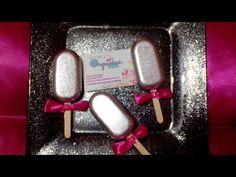 Paletas TIPO MAGNUM Caseras / Pop Lace - YouTube