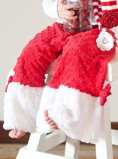 toddler santa pants