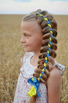 Ukraine, from Iryna Ukraine Women, Ukraine Girls, Ukraine Flag, Bless The Child, Folk, Ukrainian Art, My Heritage, Hair And Nails, Beauty Women
