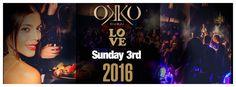The legendary SUNDAY L.O.V.E. at OKKU