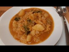 YouTube Thai Red Curry, Ethnic Recipes, Youtube, Food, Eten, Meals, Diet