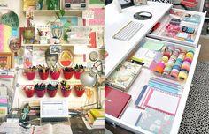 Home Office: 4 dicas para você criar, decorar, organizar o seu e transformá-lo em um espaço inspirador - Follow the Colours