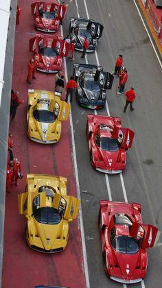Ferrari FXX Evoluzione [Enzo] / Ferrari FXX [Enzo]
