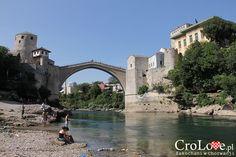 Kamienny Most w Mostarze | Mostar - Bośnia i Hercegowina || http://crolove.pl/mostar-wielokulturowe-miasto-bosni-hercegowinie/ || #Mostar #BosniaiHercegowina #bih