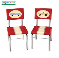 Retro Racers Extra Chairs (Set of 2) - love these, but maybe not for $150