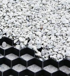 Met deze grindplaat legt u gemakkelijk een grindpad, oprit of parkeerplaats aan. Bekijk de grindplaat van Trudiplas. Beste kwaliteit en scherp geprijsd!