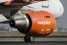 Jet Engine easyJet