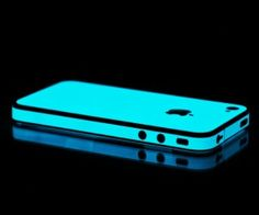 I can't garuntee you'll never lose your iPhone again, but this glow in the dark skin will make it a lot easier to find it when you do.