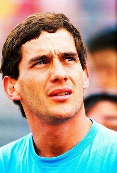 Ayrton Senna (Always looking up)