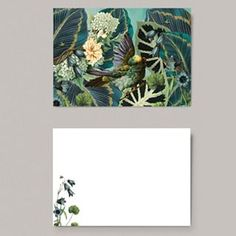 Our gorgeous Jungle themed notelets would make the perfect Christmas gift for the stationery lover in your life. Stationery by Appleberry Press Perfect Christmas Gifts, Personalized Stationery, Tapestry, How To Make, Life, Instagram, Decor, Hanging Tapestry, Decorating