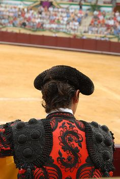 Matador by AnthonyMaccari. God, I love that hat and the poms on the epaulettes.