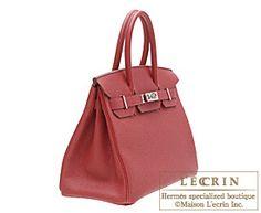 Hermes Birkin Handbag   $14,500!!!!!  Who would pay that much for a handbag???? <0> <0>