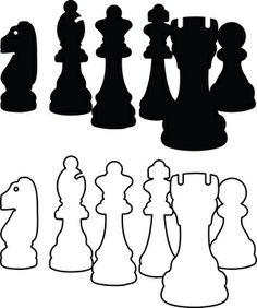 How to Quill a Chess Set