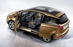 Nouveau Ford B-Max