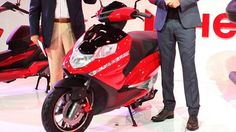 Hero Dare – 125cc scooter presented at Auto Expo 2014