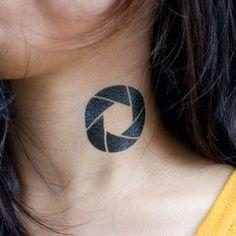 Fun Site - Temp Tattoos - Aperture