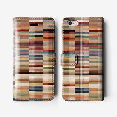 手帳型 iPhone 7 / 7+ / SE / 6 / 6S / 6+ / 6S+/ 5s ケース B008 - Decouart