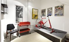 London's newest bike shop is a stylish stunner
