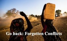 Forgotten Conflicts