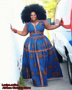 We are continuing with series of Latest Plus Size African Gown Dress Styles Skirt And Blouse styles African-Clothing-Women-Dress-Plus-Size-African-Women-Short-Dress-Dresses African-plus-size-dre African Maxi Dresses, Latest African Fashion Dresses, African Inspired Fashion, African Print Fashion, Africa Fashion, African Attire, African Wear, Fashion Prints, African Style