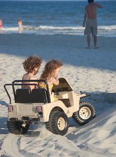 Teach Your Girls Early, They Can Do Anything They Wanna Do .... Especially Jeepin' Is A Way Of Life