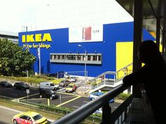 One mall that i should come in Singapore. Everytime i visit ikea, i dream that i'll decorate all rooms in my house.