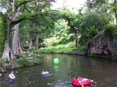 Krause Springs Swimming Hole Offers Camping, Grilling and Cool Fun