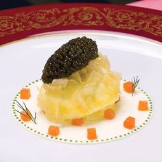 Robuchon a Galera - Asia travel and leisure guides for hotels, food and drink, shopping, nightlife, and spas | Travel + Leisure Southeast Asia