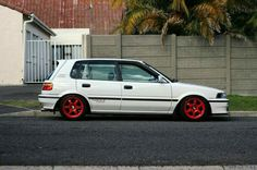 Corolla Twincam, Toyota Corolla, Jdm Cars, Cars And Motorcycles, Cool Cars, Old School, Asian, Cars