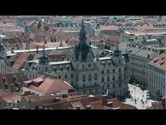 Capital of Styria, location of my favorite vampire story CARMILLA by Joseph Sheridan Le Fanu