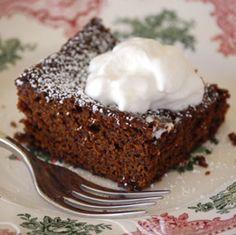 Dessert for Christmas Eve dinner