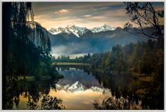 Lake Matheson Photo by Roddy Mckerchar -- National Geographic Your Shot
