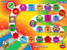 Interactive maths games - Lower primary from R.I.C. Publications