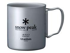 チタンダブルマグ 450 | オンラインストア | スノーピーク * snowpeak