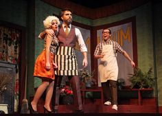 """CSB/SJU Theater Department presents """"Little Shop of Horrors"""""""