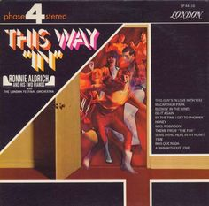 "Ronnie Aldrich And His Two Pianos - This Way ""In""  - 1968"