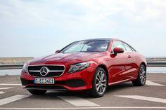 Das Neue Mercedes Benz E Coupé Im Fahrbericht Schönste Seite Der