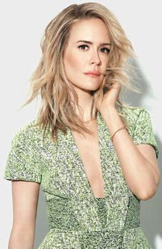 """""""They asked if I was prepared for everybody to hate my guts. And I was like, 'God, I never even thought about that.""""—Sarah Paulson on her role in 12 Years A Slave."""