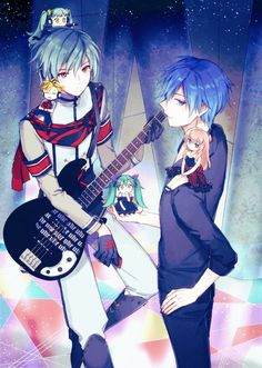 Creds by ? @Pixiv KAITO