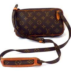 Louis Vuitton Pochette Marly Cross Body Bag