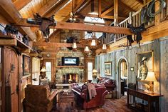 western decorated homes | western home decor ideas