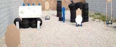 SAN CIPRIANO PICENTINO: Poligono di tiro fuorilegge in area archeologica, scatta il blitz e la denuncia in Procura